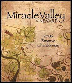 Miracle Valley Vineyard and Winery
