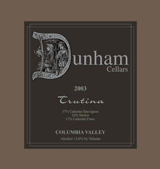 Dunham Cellars Trutina