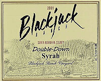 Double-Down Syrah