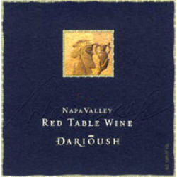 Darioush Red Table Wine Napa Valley