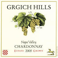 Chardonnay, Napa Valley Estate Grown