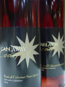 Special Collection Rose of Cabernet Sauvignon