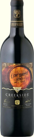 Lost Barrel Red