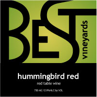 Hummingbird Red